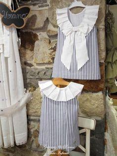 Sleeveless tops for summer Girls Frock Design, Baby Dress Design, Frocks For Girls, Little Girl Dresses, Little Girl Fashion, Kids Fashion, Eve Children, Kids Dress Wear, Girl Dress Patterns