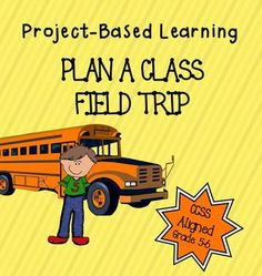 Project Based Learning: Plan a class field trip (decimals, unit rates, equations, graphing...)