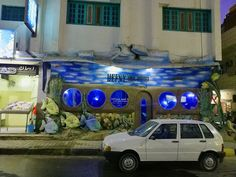 Hefny is one of the most popular seafood restaurants in Hurghada Egypt. #egypt #hurghada #ägypten #egypte Hurghada Egypt, Visit Egypt, Seafood Restaurant, Fish And Seafood, Restaurants, Popular, Travel, Viajes, Restaurant