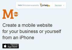 #Web #Mobile : GoDaddy adquiere la startup M.dot, especializada en la creación de sitios web móviles
