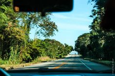 The benefit of being your own driver is that you get to choose more picturesque roads  Drink Tea and Travel | Brazil Travel Tips: 5 Things To Know Before Traveling to Brazil | http://www.drinkteatravel.com