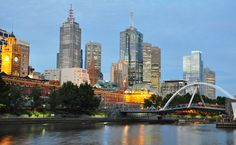 The Best 10 Cities in the World  Melbourne - AUSTRALIA