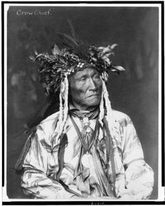 Crow Chief - Iroquois - 1906