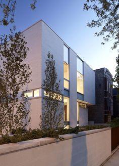 Особняк Bucktown Three в Чикаго от Studio Dwell Architects - Дизайн интерьеров | Идеи вашего дома | Lodgers