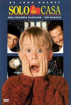 Pin for Later: Family Movie Night! 18 Christmas Movies to Watch With the Kids Home Alone See Movie, Movie Tv, Movie Titles, Movie Posters, Movie Quotes, Life Quotes, Home Alone Movie, Home Alone Dvd, Bon Film