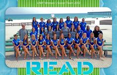 UWF Women's Soccer 2012
