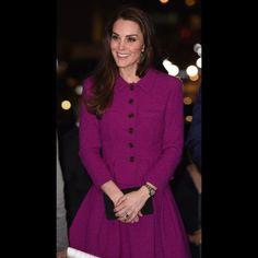 Kate Middleton Et Le Prince William À La Conférence De La Guild Of Health Writers 6