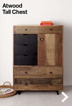 atwood tall chest from crate and barrel  $2,499.00