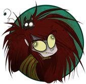 Deleted Afkinz button by Vivziepop #Zoophobia #Vivzmind