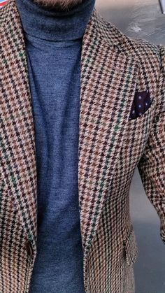 Ideas Sport Men Style Menswear For 2019 Mens Fashion Suits, Fashion Outfits, Stylish Men, Men Casual, Winter Mode, Suit And Tie, Gentleman Style, Casual Shirts, Winter Fashion