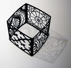 Papercutting - elizabeth saitta