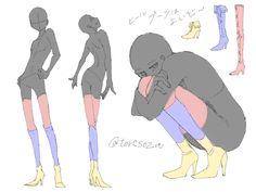 Drawing Reference Poses, Drawing Skills, Drawing Sketches, Art Drawings, Poses Manga, Anime Poses, Sketch Poses, Poses References, Digital Art Tutorial