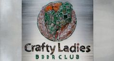 Crafty Ladies logo in caps
