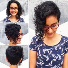 Like the longer pieces in front, and the length of the side shave