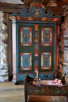 Squarciomomo: La casa delle favole... di montagna