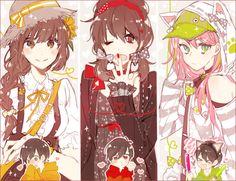 Read ┬┴┬┴┤(・_├┬┴┬┴ from the story ❤Osomatsu-san Imágenes by (Matsu) with 855 reads. karamatsu, osochoro, Hola, no me ve. Cute Couple Art, Anime Love Couple, Anime Couples Manga, Manga Anime, Kawaii Anime, Persona Anime, Yandere Boy, Onii San, Osomatsu San Doujinshi