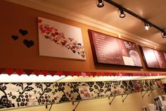 Valentine's Day at Moonstruck Chocolate Cafe