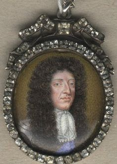 William of Orange, William III, Husband of Mary Stuart, daughter of James II and Anne Hyde
