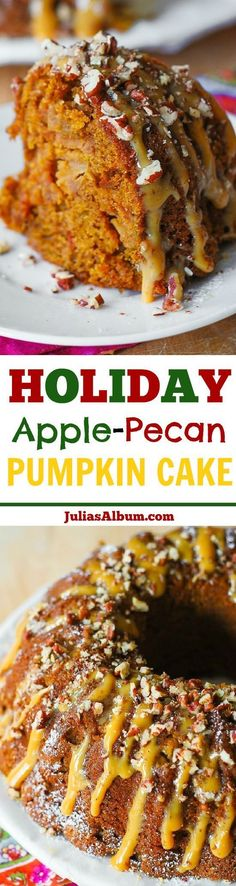 Holiday Apple-Pecan