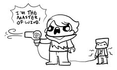Morro in a nutshell. I only wish he had Lloyd next to him, tied by a leash XD Ninjago Memes, Lego Ninjago, Kids Shows, Cute Gay, Manga, Pictures To Draw, Legos, Anime, Nerd