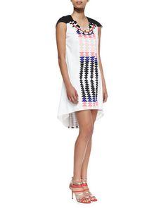 The Waimea Printed Dress by Troubadour at Neiman Marcus. #Troubadour