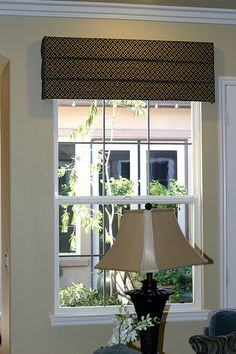Mock Roman Shade Valance Valances And Top Treatments