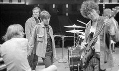 Micky Dolenz, Davy Jones and Peter Tork