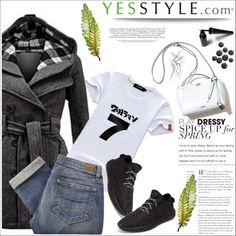 """YesStyle Polyvore Group """" Show us your YesStyle """" by deeyanago on Polyvore featuring polyvore, fashion, style, Porspor, Persephone, Paige Denim, Gerbulan, women's clothing, women's fashion and women"""