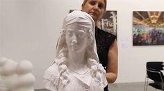 New Flexible Paper Sculptures by Li Hongbo   Colossal / via @binx