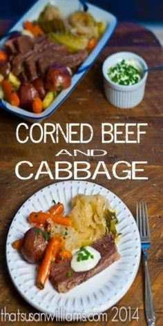 corned beef and cabbage, brining beef, corned beef and cabbage recipe, St Patric… – Special Food Recipes For St Patrick's Day Cooked Cabbage, Corn Beef And Cabbage, Cabbage Recipes, Clean Recipes, Real Food Recipes, Yummy Recipes, Delicious Meals, Cookbook Recipes, Amazing Recipes