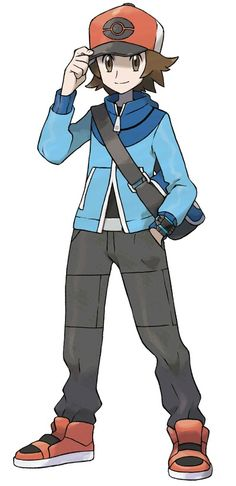 Pokemon male