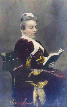 Eliza Orzeszkowa, de domo Korwin-Pawłowska, primo voto Orzeszkowa, secundo voto Nahorska, ps. E.O., Bąk (z Wa-Lit-No), Li...ka, Gabriela Litwinka (ur. 6 czerwca 1841 w Milkowszczyźnie, zm. 18 maja 1910 w Grodnie) to polska pisarka epoki pozytywizmu.