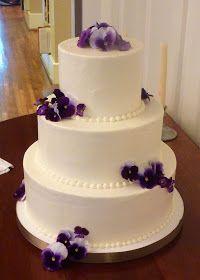 Creative Crumbs: 25th Anniversary Cake