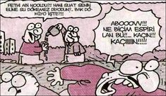 İlgili resim Learn Turkish Language, Tree Branches, Peanuts Comics, Art Pieces, Funny Pictures, Humor, Caps, Writing Process, Caricatures