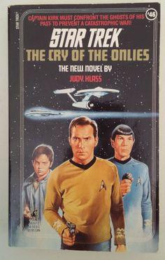 Star Trek: The Cry of the Onlies -- Judy Klass