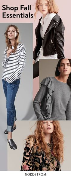 Clean-cut denim, modern ruffles, romantic textures and all the latest looks from the designers you love. Shop women's fashion at Nordstrom and revamp your wardrobe, head-to-toe.