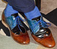 Tri-tone Aldo shoes...