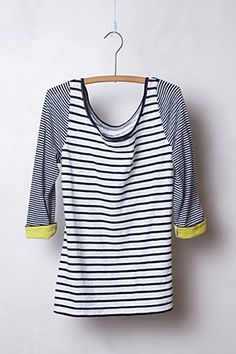 Duostripe Tee | Anthropologie.eu