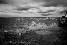 Storm in the South Rim of the Grand Canyon by FinePhotographicArt, $50.00