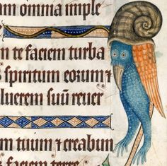 shell hat  Luttrell Psalter, England ca. 1325-1340  British Library, Add 42130, fol. 185r