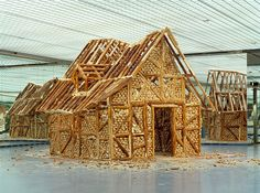 Urs Fischer, Untitled (Bread House), 2006
