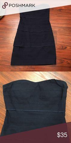 M co black dress shorts