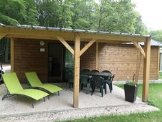 Chalet confort 3 chambres
