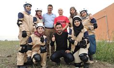 syrian civil defense - White Helmets changing the views on women