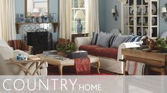 Okra Country Home look