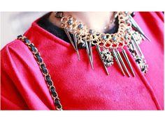 DD Fashion star necklace