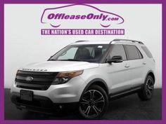 2014 Ford Explorer Sport For Sale In Orlando   Cars.com
