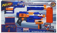 Nerf N-Strike Alpha Trooper CS-18 - http://www.majestytoys.com/nerf-n-strike-alpha-trooper-cs-18/