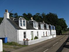 COTTAGES AT NORTH CORRIE, ARRAN - source http://vacationrentals.bg/cottages-at-north-corrie-arran/  by  #condo #chalets #cottage