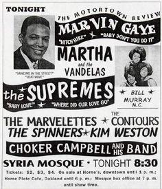 Always loved Motown music